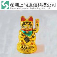 Japanese Maneki Neko Wealth Good Fortune Waving Beckoning Lucky Cat