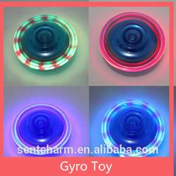 FLASHING PEG TOPS / glow peg top / Toy Peg Top