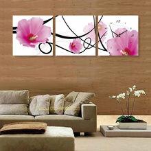 Fashion quartz promotion wood home decoration wall clock