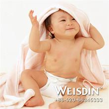 polyester / contton hot sale bamboo towel holder bathroom