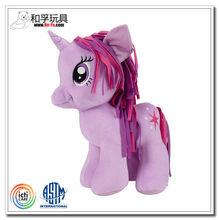 Popular stuffed plush toy my little pony