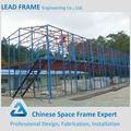 el peso ligero de metal estructura de acero prefabricados casa