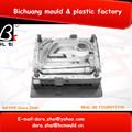 Injection plastique de voiture intérieur porte moule fournisseur / plastique auto intérieur garniture moule fabrication