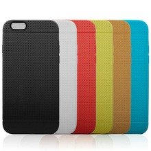 Official TPU case for iPhone6 Shockproof Armor Rubber Case Cover For iPhone 6 Case