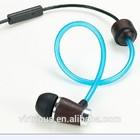 2014 New cheap in-ear anti radiation promotion earphone