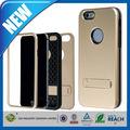C&t cep telefonu kickstand alüminyum 3 1 hibrid durumdaiphone 6 pluss