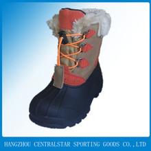 warm cheap cute snow boots kids