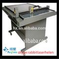 China hc-9012 conejo plotter cad de prendas de vestir ropa láser cortador de tela