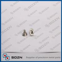Metric Precision captive washer cap screw for Socket