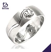 Christmas gift custom wholesale star opal ring