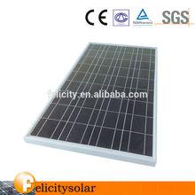 Felicitysolar Monocrystalline/Polycrystalline On-Grid/Off-Grid solar panel