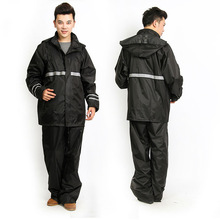 motorcycle raincoat rain suit
