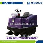driving type floor sweeper, vacuum mechanical road sweeping machine,rider sweeper