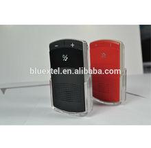 bluetooth car kit with solar, speakerphone, Multi Language, Call Display, Voice Dialing CK3