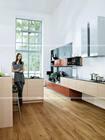 New style updated kitchen cabinet vinyl wrap