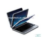 2014 new Arabic wireless keyboard case for ipad golden keyboard case for iPad mini M19S