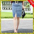 Mais recente moda china oem sexy meninas saia jeans, nova moda jeans curto saias para senhoras, cool moda de rua senhoras saia jeans