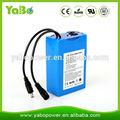 Batteria al litio ricaricabile 12v 7ah made in china per la luce del led/striscia/pannello, macchina fotografica del cctv, vestiti riscaldamento/scarpe/coperta