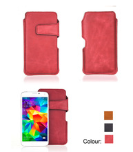 leather case for iphone 5s with PU leather
