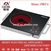 Unique industrial pressure cooker infrared heater