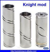 3 tubi acciaio mix cooper templare Black Knight mod mod di rame