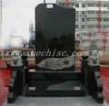 style chinois cimetière pierre tombale monument de granit de conception
