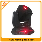 2014 best selling!!! Disco spot 60w mini moving head led