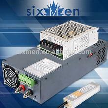 Sixmen constant voltage single output rainproof 11a 400w 36v ac dc regulated power supply
