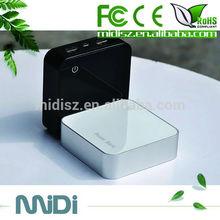 2014 discount price portable power bank 14000mah