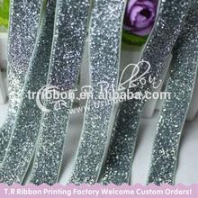 "Popular Metallic Glitter Elastic 5/8"""