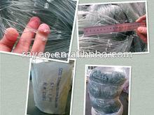 green nylon multifilament fishing nets with tight knots to San Antonio, Talcahuano, Valparaiso, Chile,rede de pesca