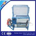 anon automático multi funcional utilizado en el hogar automática de la granja de alta capacidad de gasolina de trillar el arroz de la máquina