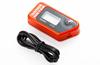 Waterproof Inductive Tachometer and Hour Meter for Motorcycle Quad Bike Desert Karts