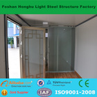 Good heat insulation ,waterproof ,fireproof mobile container prefab home