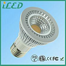 2015 New Product ETL cETL 5Watt E26 LED PAR20 Dimmable Flood Light Bulb 5000K Daylight 120-277V
