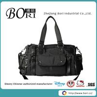 men leather travel bag new design travel bag parts