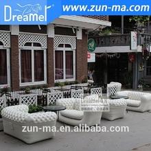 2013 modern sofa cheap inflatable sofa executive suite 3 seats air sofa producer