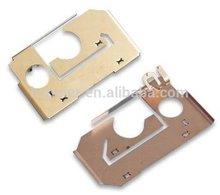 China metal sheet thickness measure