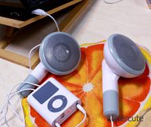 2014 Gunagzhou trolley speaker with ipod/usb/sd slot in earphone form