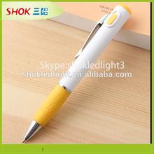 hot sale student supply led best ballpoint pen