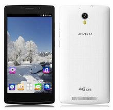 Original ZOPO 320 4G LTE Android Smartphone 5.0Inch IPS Capacitive Screen MTK6582 Quad Core 1GB RAM 8GB ROM Single SIM Card