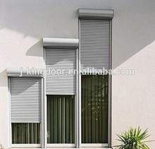 european rolling shutter windows