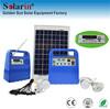 customized solar panel high efficiency 2kw solar power generator