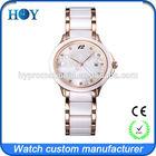 fashion high quality ceramic watch , ceramic wrist watch purchaser or ceramic wrist watches agent