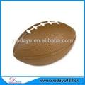 2014 nueva costumbre forma de bola de la tensión de la pu pelota de rugby