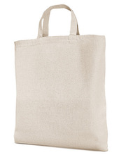 Wholesale Promotional Big Size Shopping Cotton Canvas Tote Bag