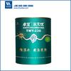 High strength one-component polyurethane elastomeric roof coating
