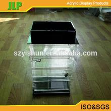 JLP acrylic display case, acrylic case, organic glass box