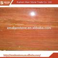 vendita calda di alta qualità iran travertino rosso lastre di marmo e piastrelle