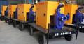 Melhor desempenho motor Diesel bomba de água com certificado CE